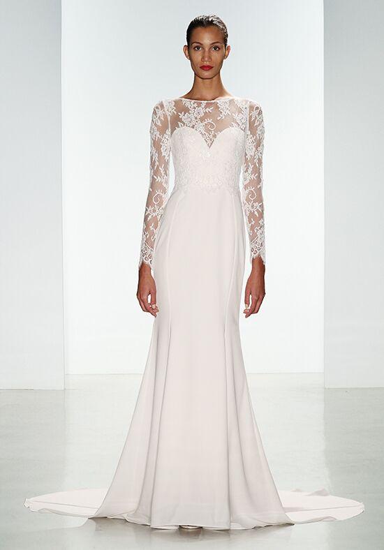 Nouvelle amsale noelle wedding dress the knot for Nouvelle amsale wedding dress