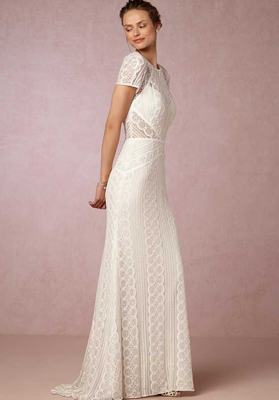 BHLDN Monica Sheath Wedding Dress