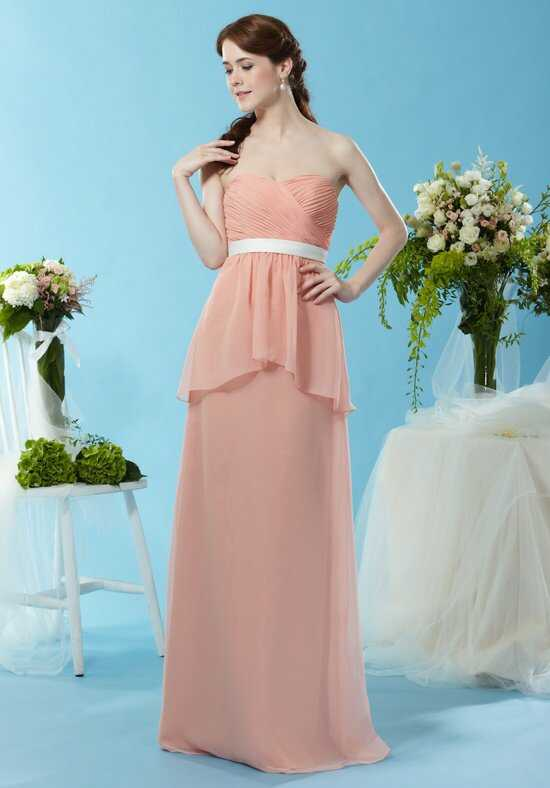 Eden Bridesmaids 7441 Sweetheart Bridesmaid Dress