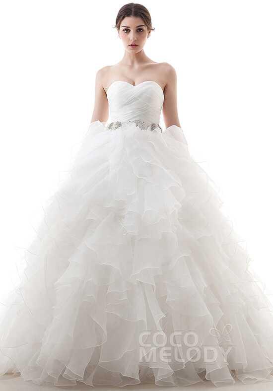 Organza Wedding Dresses