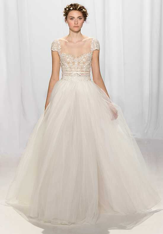 Reem Acra 5620 Ball Gown Wedding Dress