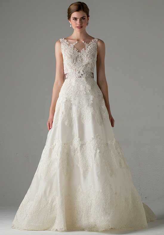 Anne Barge Giverny A-Line Wedding Dress