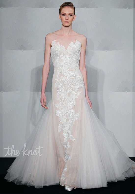Mark Zunino for Kleinfeld 65 Mermaid Wedding Dress