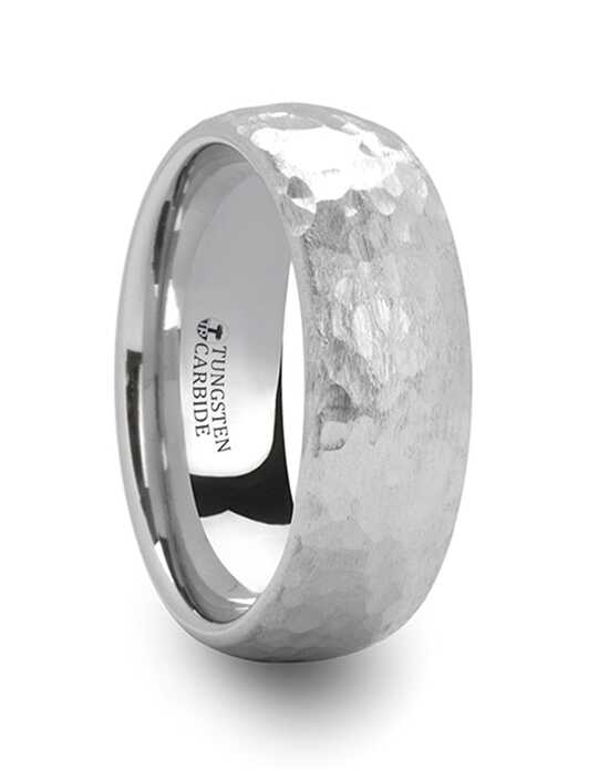 Mens Tungsten Wedding Bands C636-DHF Tungsten Wedding Ring