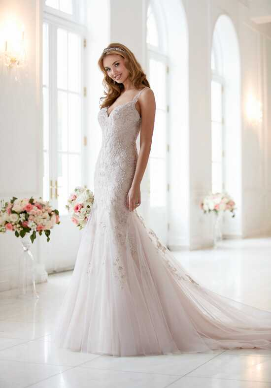 Stella York 6406 Mermaid Wedding Dress