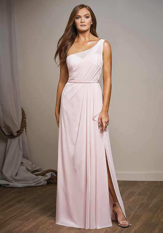 Belsoie L204001 One Shoulder Bridesmaid Dress