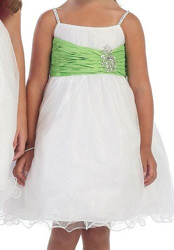 Tip Top Kids 5473 Flower Girl Dress