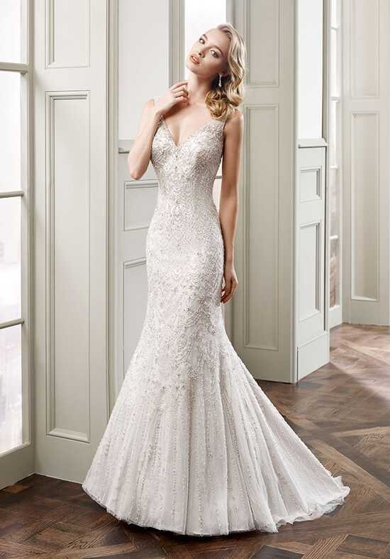 Eddy K CT159 Mermaid Wedding Dress