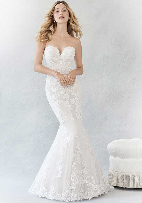 Kenneth Winston: Ella Rosa Collection BE372 Mermaid Wedding Dress