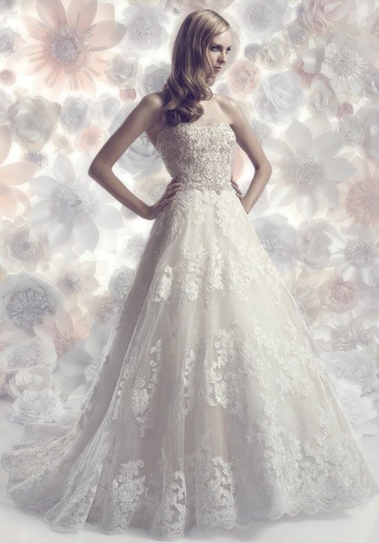 Amaré Couture by Crystal Richard B098 Ball Gown Wedding Dress