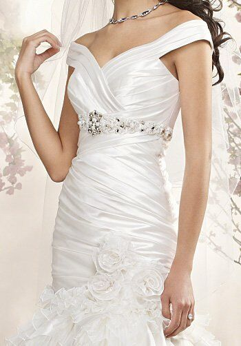 Alfred Angelo Signature Bridal Collection 2367 A-Line Wedding Dress