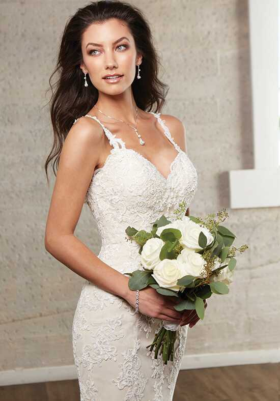 Jessica Morgan ADMIRE, J1857 Sheath Wedding Dress