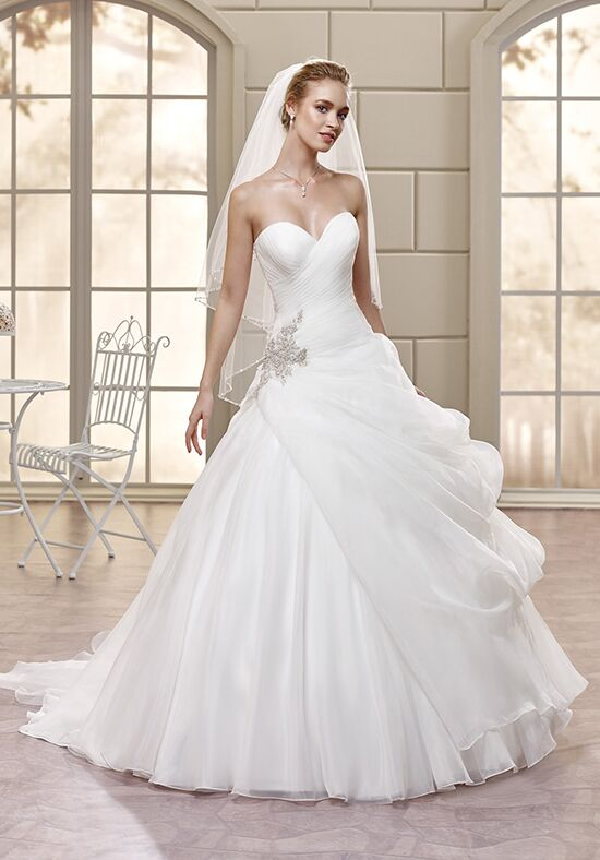 Eddy K AK141 Ball Gown Wedding Dress
