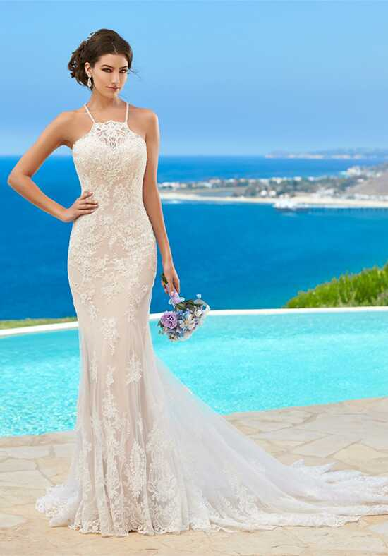 KITTYCHEN Couture LEXY, H1622 Sheath Wedding Dress