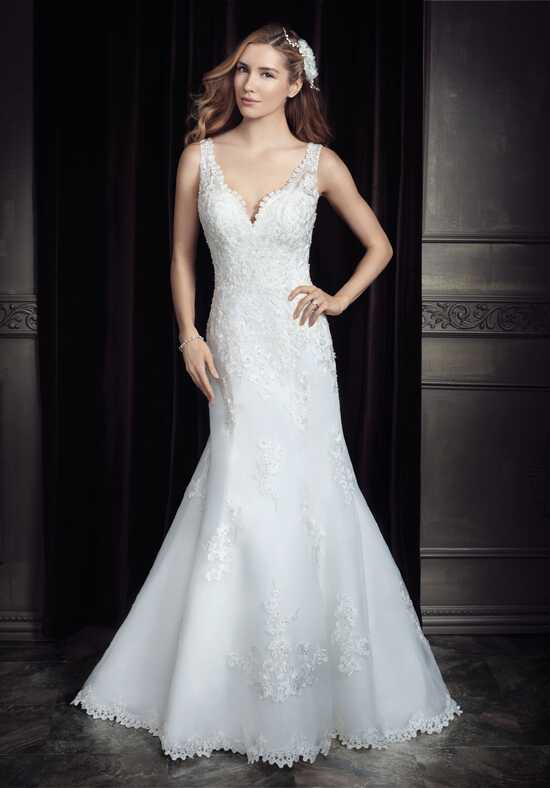 Kenneth Winston: Ella Rosa Collection BE336 Sheath Wedding Dress