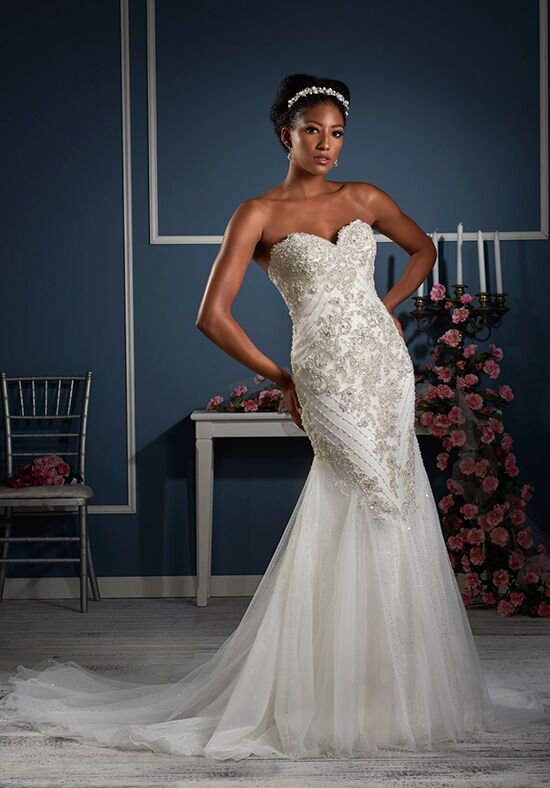 Essence Collection by Bonny Bridal 8611 Wedding Dress