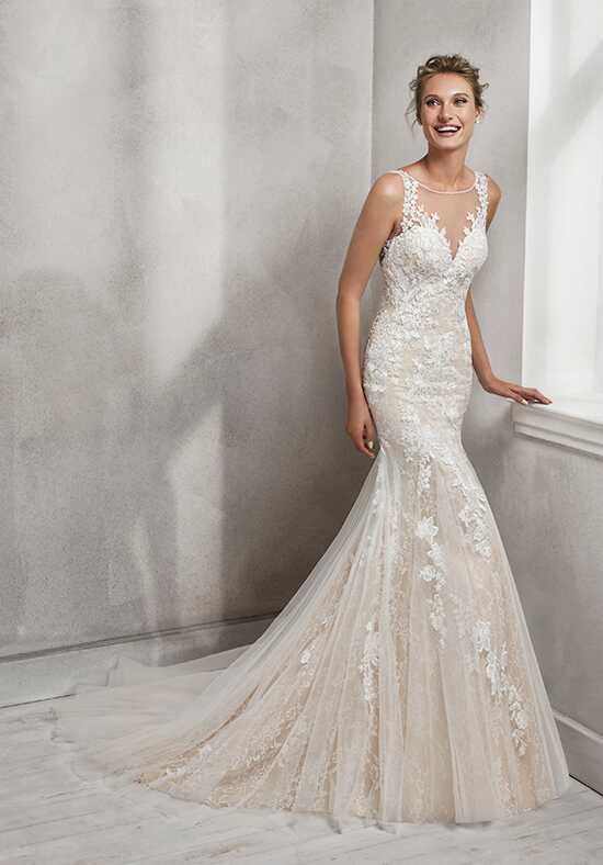 Luna Novias HAYDEN Mermaid Wedding Dress