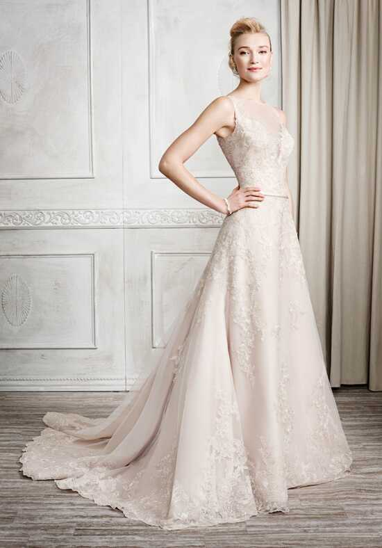Kenneth Winston 1665 A-Line Wedding Dress
