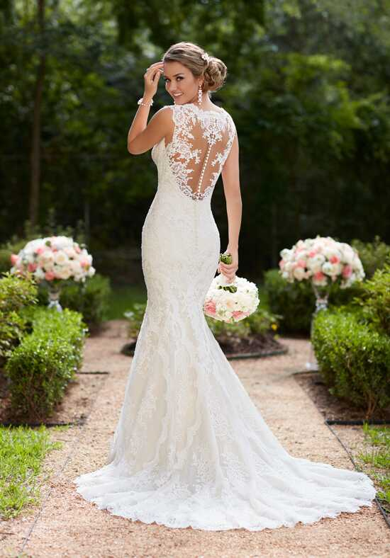 Stella York 6418 Mermaid Wedding Dress