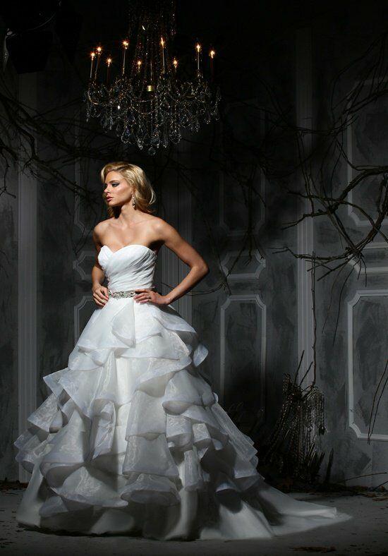 Impression Bridal 10351 Ball Gown Wedding Dress