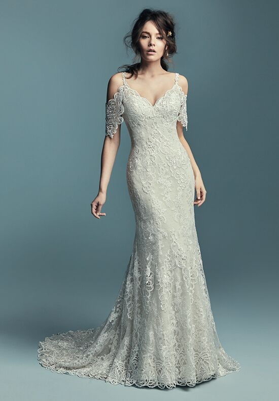 Maggie Sottero Elliana Sheath Wedding Dress