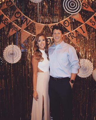 Mallory Griffin And Nathan Morris Wedding Photo 1