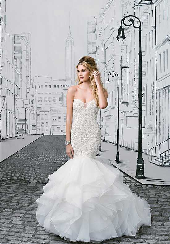 Justin Alexander 8901 Wedding Dress photo