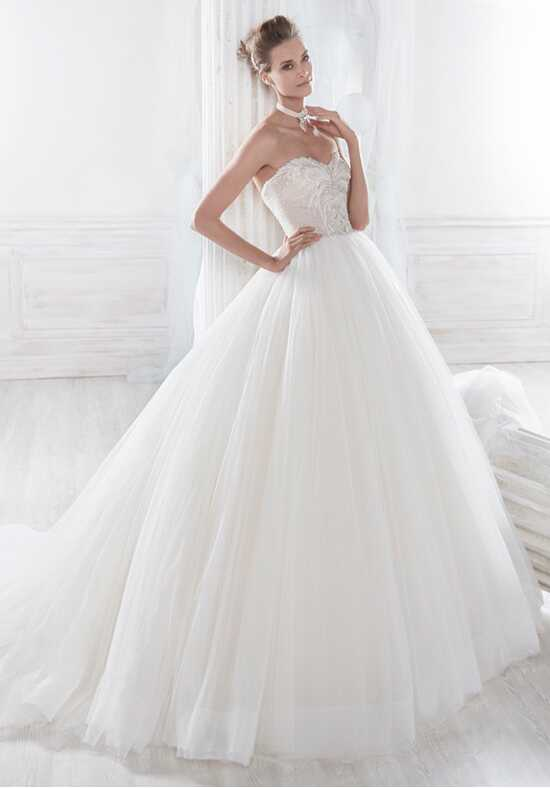 Nicole Collection 2018 NIAB18126 Ball Gown Wedding Dress