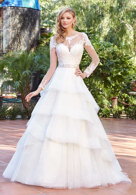Ivoire Firenze PAOLA, V1702 Ball Gown Wedding Dress
