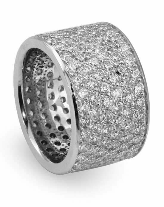 TRUE KNOTS Love is Light Collection - DW275 Palladium,Platinum,White Gold Wedding Ring