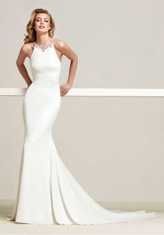 PRONOVIAS DREBA Mermaid Wedding Dress