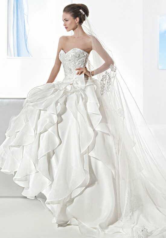Demetrios 3200 A-Line Wedding Dress