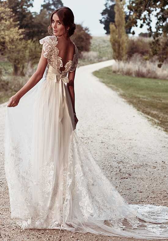 Anna Campbell Savannah Dress Ball Gown Wedding Dress