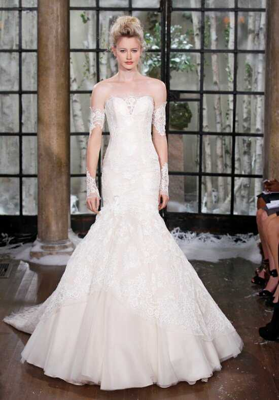 Ines Di Santo London Wedding Dress photo