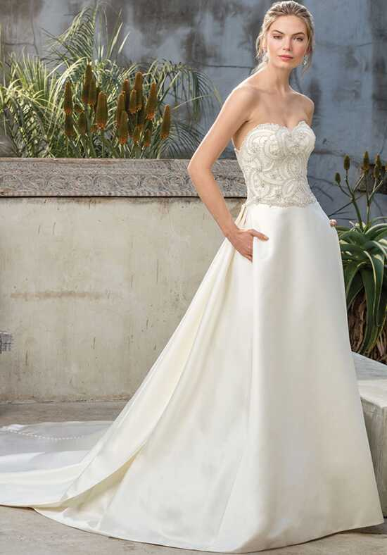 Casablanca Bridal Style 2299 Sequoia A-Line Wedding Dress