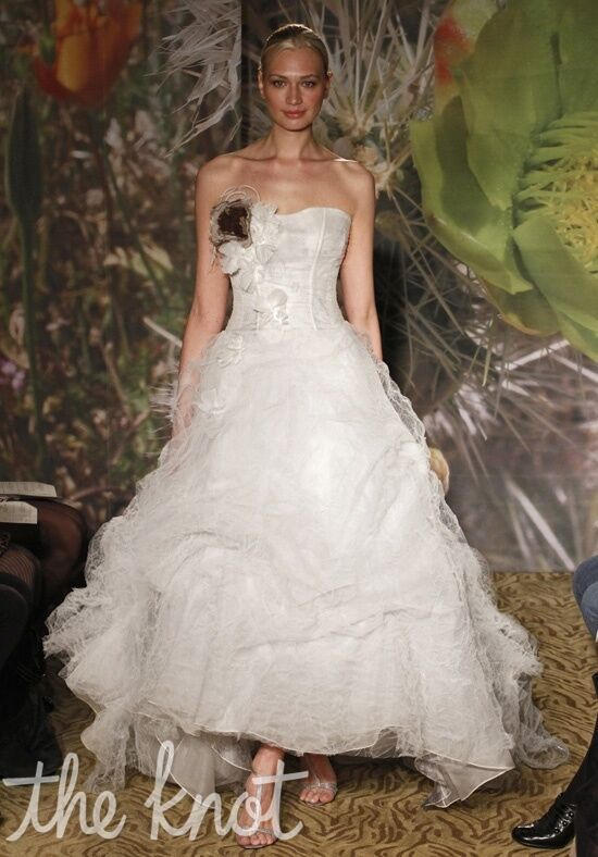 Jenny Lee 1212 Ball Gown Wedding Dress