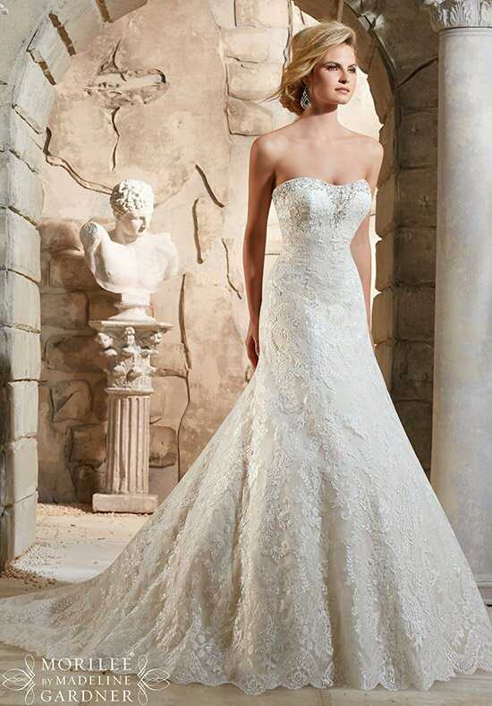 Morilee by Madeline Gardner 2784 A-Line Wedding Dress