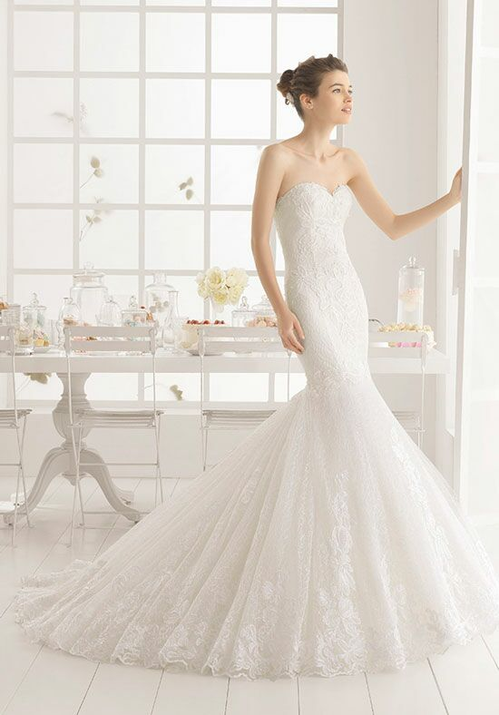 Aire Barcelona MARTE Mermaid Wedding Dress