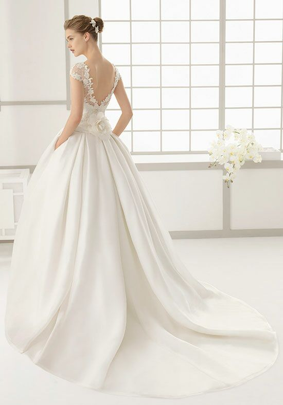 Rosa Clara DALLAS Ball Gown Wedding Dress