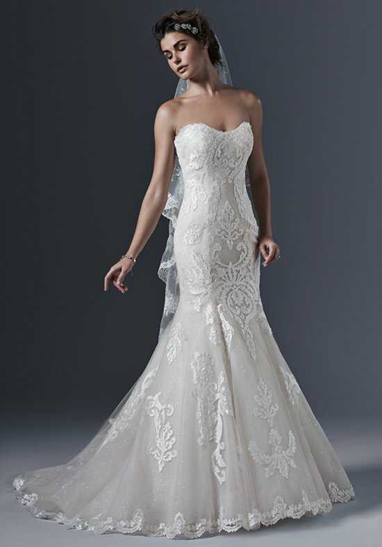 Sottero and Midgley Lovai Mermaid Wedding Dress