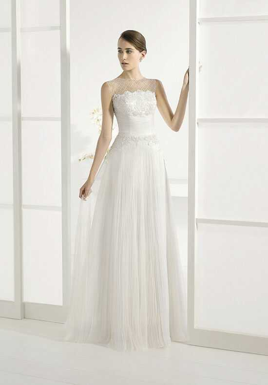 Adriana Alier JAIME A-Line Wedding Dress