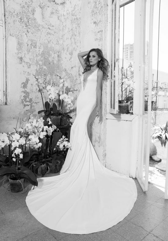 LOVE by Pnina Tornai for Kleinfeld 33243247 Mermaid Wedding Dress