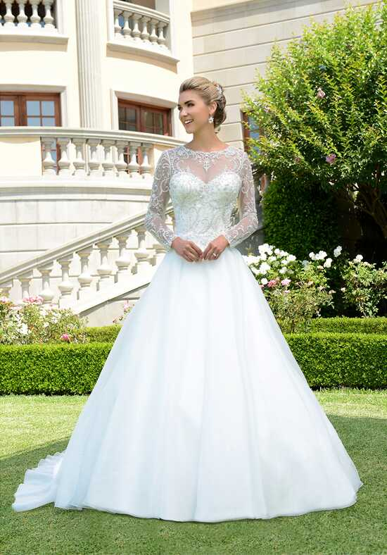 Venus Bridal VE8298 Ball Gown Wedding Dress