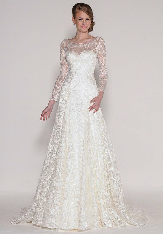 "Eugenia 4012- ""Luna"" A-Line Wedding Dress"