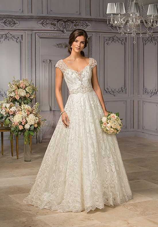 Jasmine Couture T182007 A-Line Wedding Dress