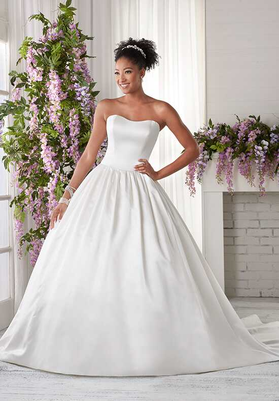 Bonny Bridal 600 Ball Gown Wedding Dress