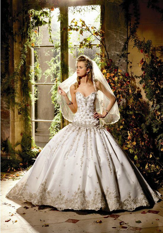 Eve of Milady Couture 4282 Wedding Dress - The Knot