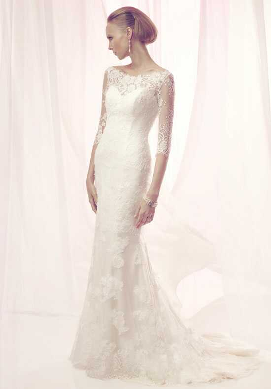 Amaré Couture B094 Sheath Wedding Dress