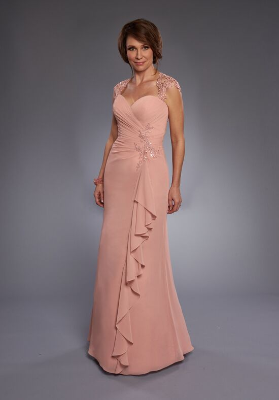 Beautiful Mothers by Mary's M2743 Black Mother Of The Bride Dress
