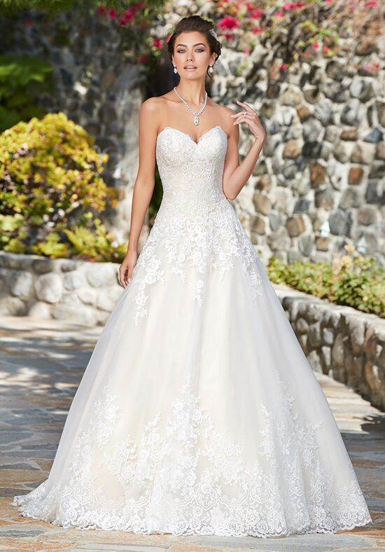 KITTYCHEN ELIZA, H1769 Ball Gown Wedding Dress